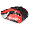Seppi Tour Limited Tennis Bag Red and Black by PRO KENNEX