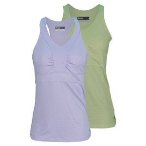 LIJA WOMENS WISHBONE TENNIS TANK
