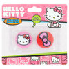 Tennis Vibration Dampener Face and Bow by HELLO KITTY