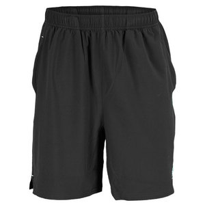 NEW BALANCE MENS CASINO TENNIS SHORT BLACK