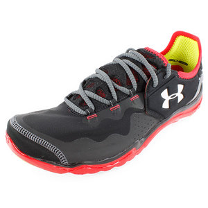 UNDER ARMOUR MENS CHARGE RC 2 RUNNING SHOES GRAY