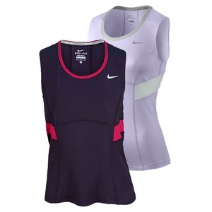 NIKE WOMENS POWER TENNIS TANK