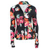 Women`s Love Game Tennis Jacket Rose by ELEVEN