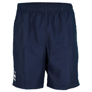 LACOSTE MENS TAFFETA TENNIS SHORT NAVY