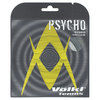 Psycho Hybrid 16G Tennis String Black and Silver by VOLKL