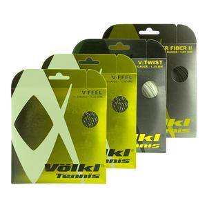 VOLKL MULTI 16G FOUR PACK TENNIS STRING
