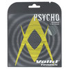 Psycho Hybrid 17G Tennis String Black and Silver by VOLKL