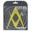 VOLKL Psycho Hybrid 17G Tennis String Black and Silver