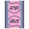 US Open Authentic Tennis Towel Pink by WILSON