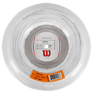 Ripspin 15G Tennis String Reel White