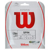 Ripspin 17G Tennis String White by WILSON