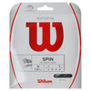Ripspin 16G Tennis String Black by WILSON