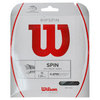 Ripspin 15G Tennis String Black by WILSON