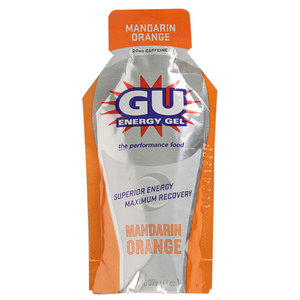 GU ENERGY LABS GU MADARIN ORANGE ENERGY GEL