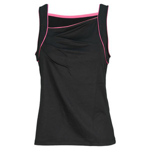 TAIL WOMENS BERRY NICE CORINE TENNIS TANK BK