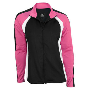 TAIL WOMENS BERRY NICE TALETTA JACKET PINK/BK