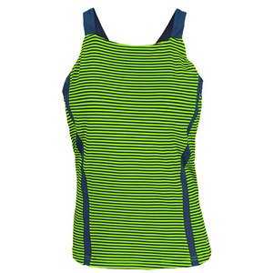BOLLE WOMENS ELECTRIC SURGE TANK STRIPE