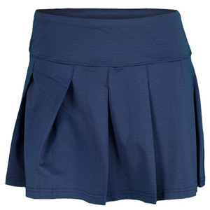 BOLLE WOMENS ELECTRIC SURGE PLEAT SKORT NAVY