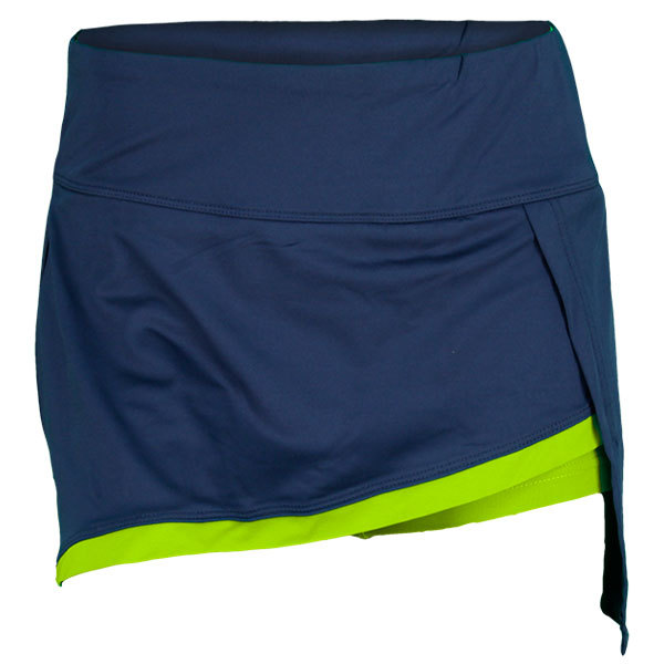 Women's Electric Surge Tennis Skort Navy