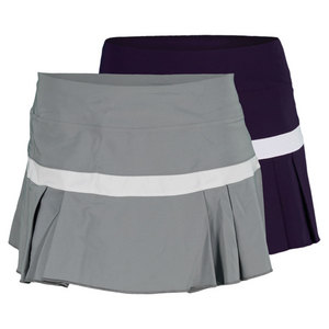 NIKE WOMENS WOVEN PLEATED TENNIS SKIRT