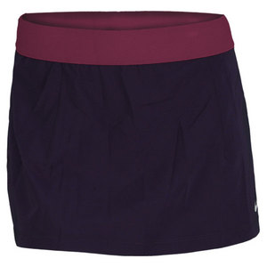 NIKE WOMENS SLAM TENNIS SKIRT PURPLE