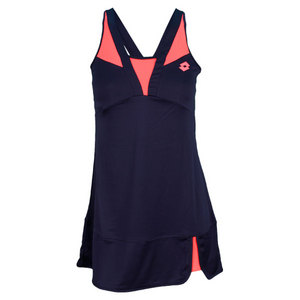 Women`s Natty Tennis Dress Purple