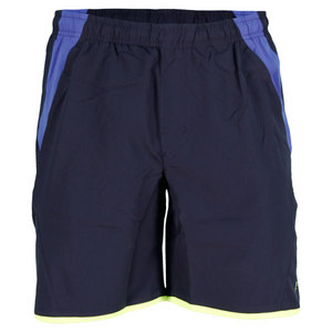 LOTTO MENS MATRIX TENNIS SHORT NAVY