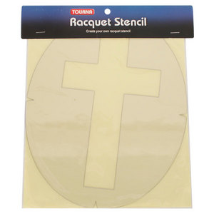 TOURNA CROSS TENNIS STENCIL