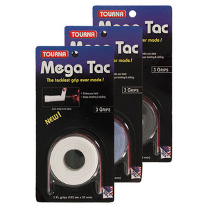 TOURNA MEGA TAC TENNIS OVERGRIP