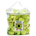 TOURNA Green Dot Tennis Ball 50 Pack