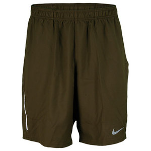 NIKE MENS POWER 9 INCH WOVEN TENNIS SHORT