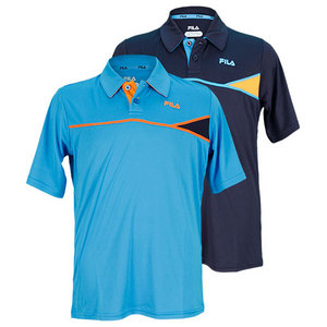FILA BOYS BASELINE TENNIS POLO