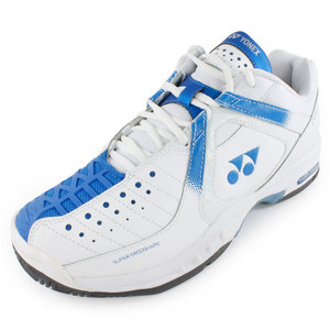 YONEX UNISEX POWER CUSHION DURABLE SHOES WH/BL