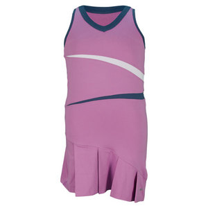 BOLLE GIRLS FOREVER YOUNG TENNIS DRESS VIOLET