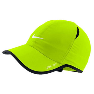 NIKE YOUNG ATHLETES FEATHERLIGHT CAP YELLOW