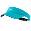 Women`s Featherlight Tennis Visor Gamma Blue by NIKE