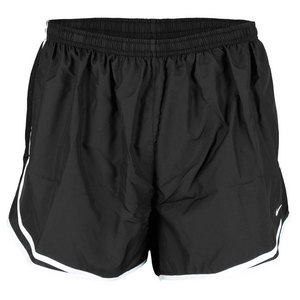 NIKE WOMENS EXTENDED SIZE TEMPO SHORT BLACK