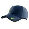 Men`s Rafa Bull Logo Tennis Cap Navy by NIKE