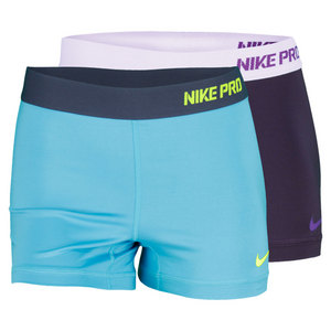 NIKE WOMENS PRO 2.5 INCH TRAINING SHORT