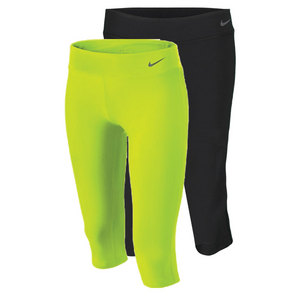 NIKE GIRLS LEGEND TIGHT TRAINING CAPRI