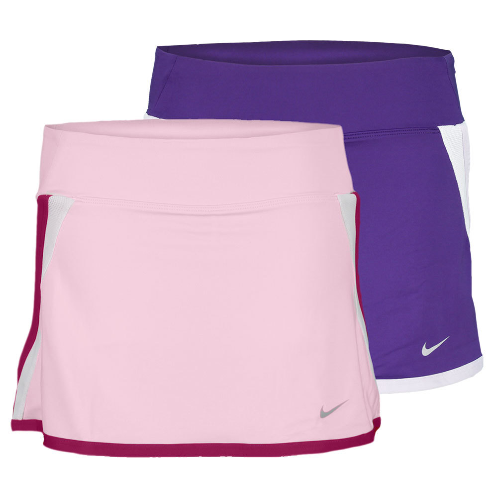 Girls ` Power Tennis Skirt