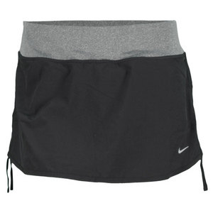 NIKE WOMENS RIVAL STRETCH WOVEN LONG SKIRT