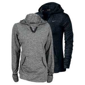 NIKE WOMENS ELEMENT RUNNING HOODIE