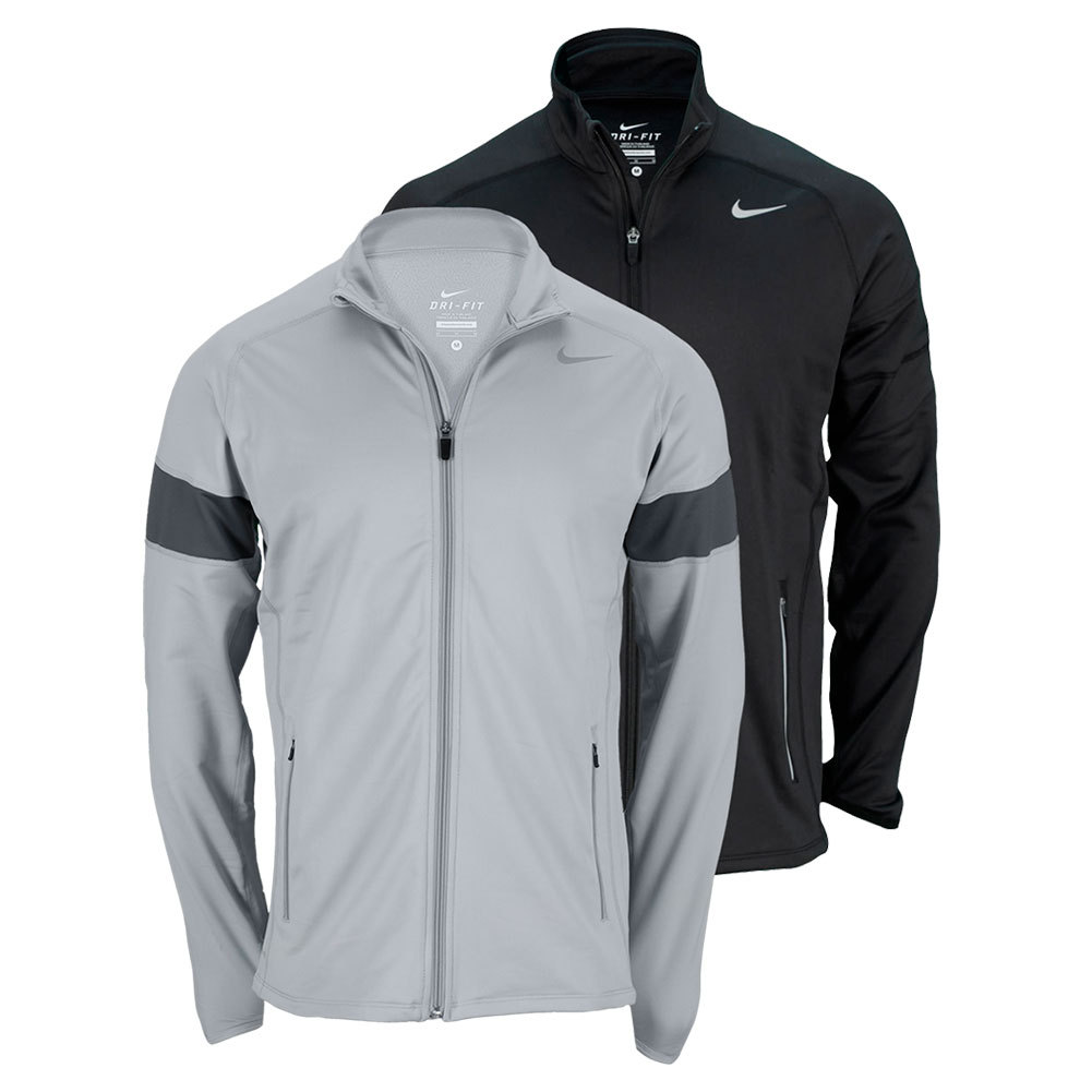 Nike element jacket men's - Men S Element Thermal Full Zip Running Jacket