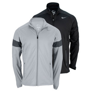 NIKE MENS ELEMENT THERMAL FULL ZIP RUN JACKET
