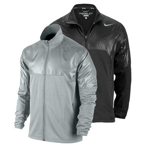NIKE MENS THERMAFIT TENNIS JACKET