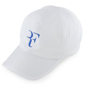NIKE YOUNG ATHLETES RF TENNIS CAP WHITE