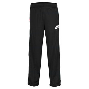 NIKE BOYS FUTURA TRICOT ADJUSTABLE PANT BLACK