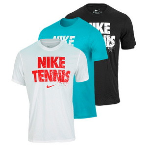 NIKE MENS TENNIS READ TEE