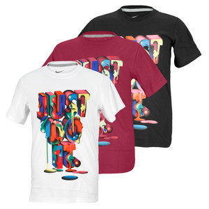 NIKE BOYS JUST DO IT DRIP SHORT SLEEVE TEE
